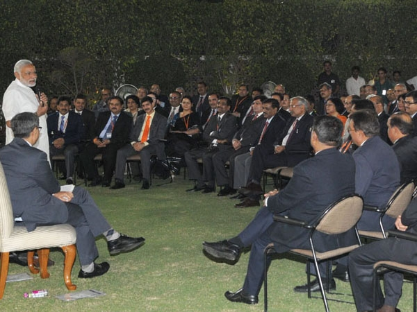 PM Modi interacts with IAS officers; urges them to work with mutual team spirit and trust