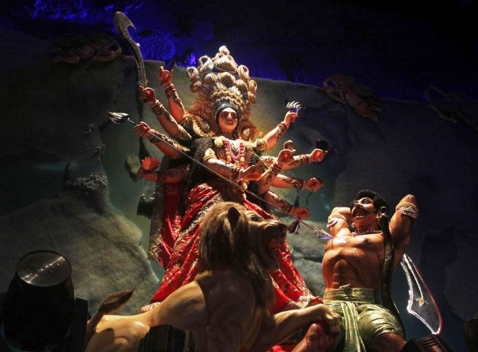 Meghalaya prepares for Durga Puja festival; to have 161 pandals in different parts of the state