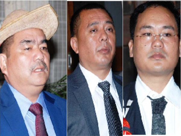 Arunachal CM inducts three new ministers to his Cabinet; portfolios to be allocated in next few days