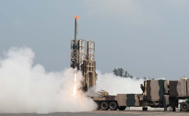 Indigenous Nirbhay missile terminated midway after 700 seconds of flight