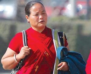 Nepal Parliament elects Onsari Gharti Magar as first woman speaker