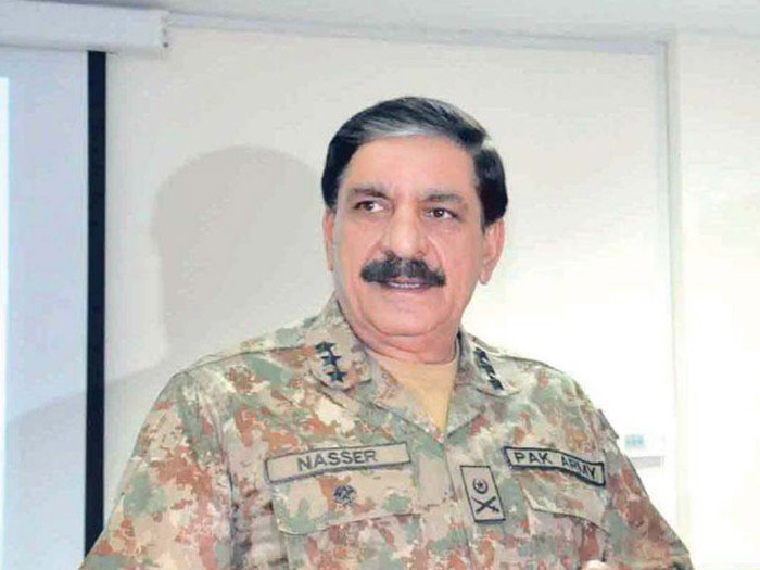 Rtd Lt General Nasser Khan Janjua replaces Sartaj Aziz, becomes NSA of Pakistan