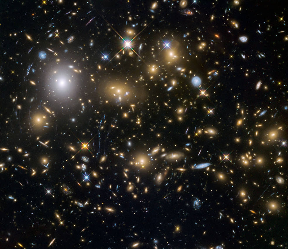 NASA's Hubble Space Telescope reveals images of faintest and earliest known galaxies