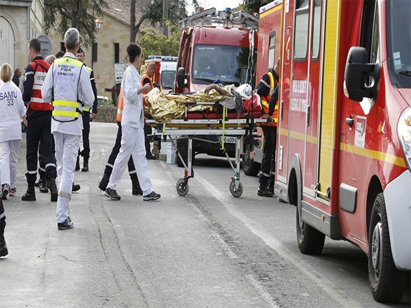 An unfortunate bus crash kills 43 people including a toddler in France