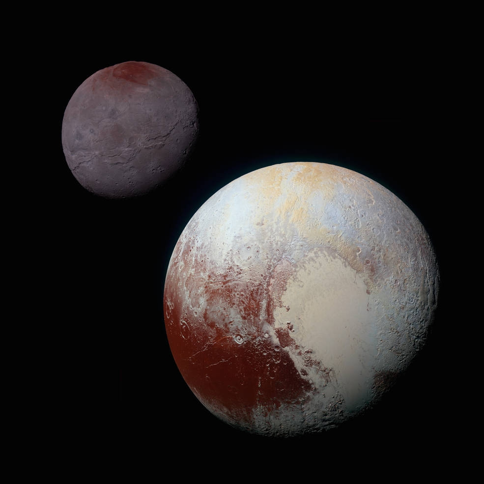 Two cryovolcano candidates found on Pluto by Nasa's New Horizons
