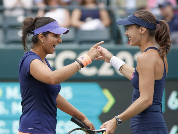 Sania-Hingis breaks record for consecutive wins, enter WTA Sydney International Final