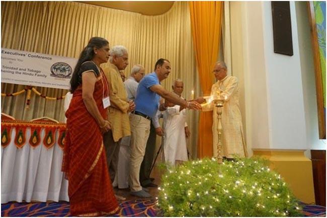 Trinidad & Tobago hosts 10th annual Hindu Mandir Executives Conference