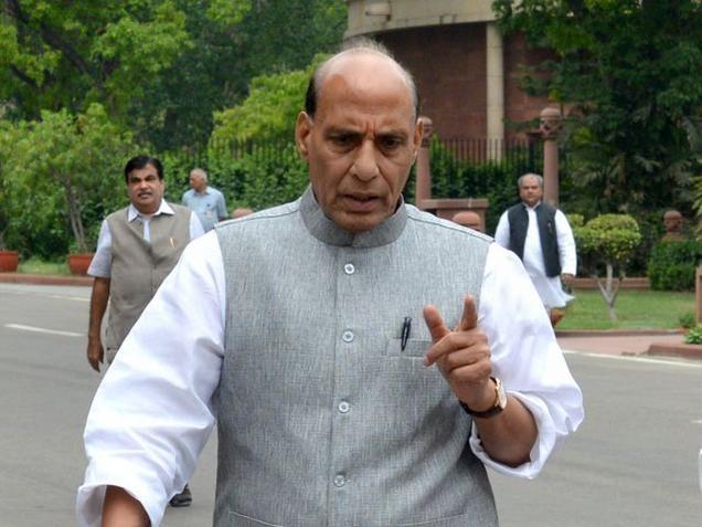 आईएसआईएस के खतरों के प्रति भारत चौकस है: राजनाथ