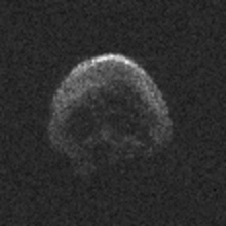 NASA reveals large space rock dead comet fly by earth on Halloween