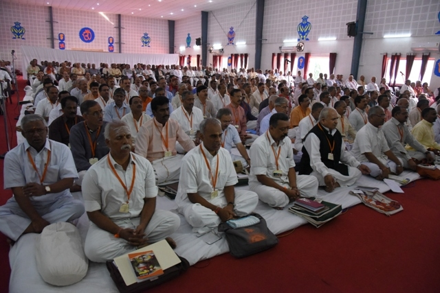 RSS passes resolution on challenge of imbalance in the population growth rate at ABKM Baitak