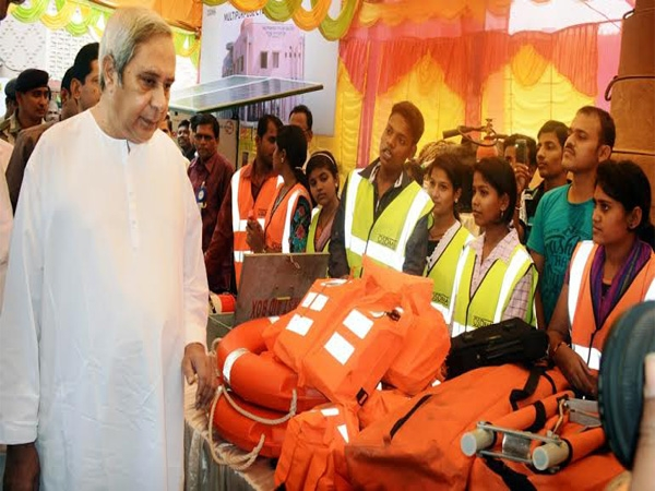 Odisha CM stresses for development in disaster management skills for state