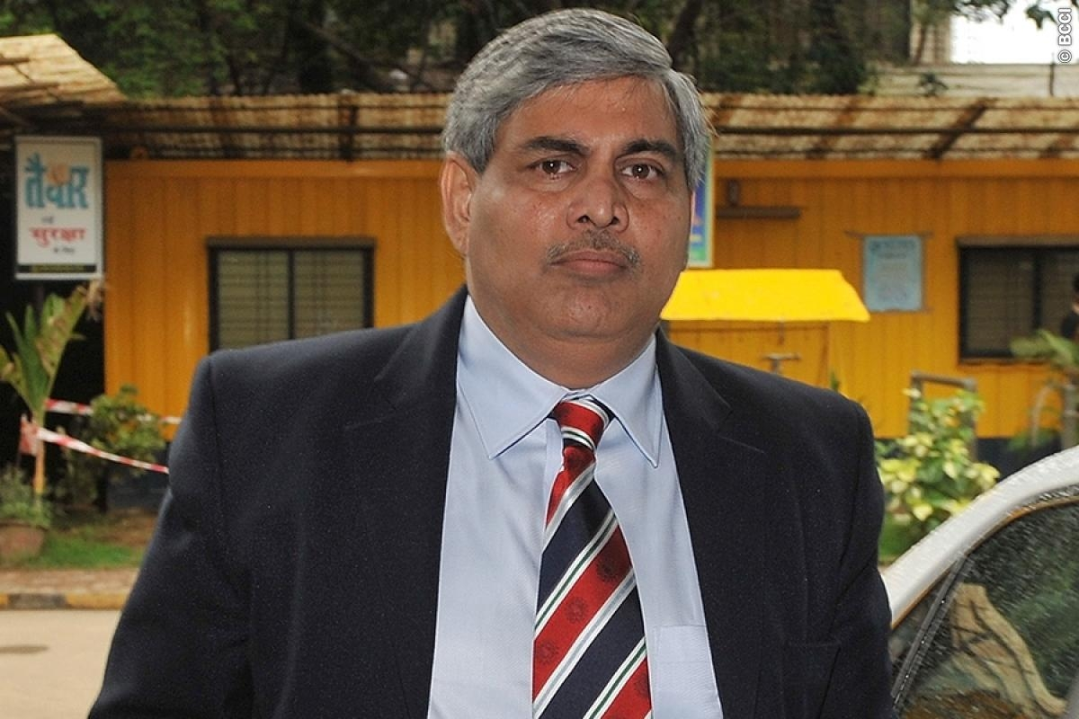 Shashank Manohar resigns from BCCI President post