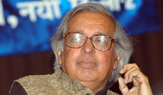 Renowned poet Ashok Vajpeyi returns Akademi award, slams PM Modi over silence on Dadri incident