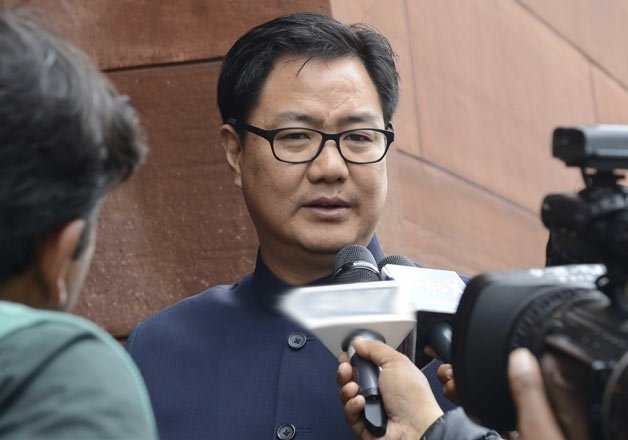 Rijiju slams Congress for challenging 'President's Rule in Arunachal; says it failed to govern the state