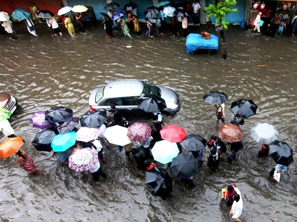 Heavy rains to continue in Tamil Nadu following deep depression over Bay of Bengal says IMD