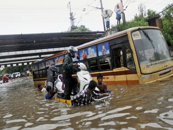 Gujarat govt extends helping hand to flood-hit Tamil Nadu, releases 5 crore as relief fund