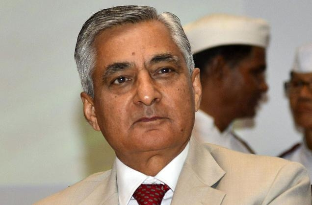 President Mukherjee appoints T.S. Thakur as new Chief Justice of India; CJI Dattu to retire in Dec 2