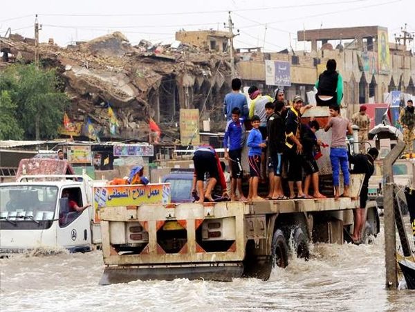 After Iraq, Yemen gets hit by deadly cyclone triggering heavy flood