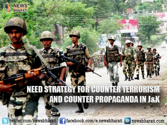Winter strategy for counter terrorism and counter propaganda in J&K