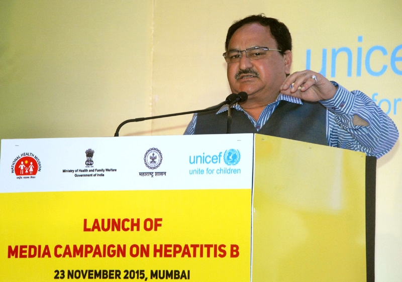 Government committed to extend immunization to the last child of the country says Nadda