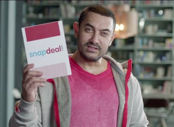 Snapdeal faces wrath of Aamir's intolerance statement, says it's a proud Indian company