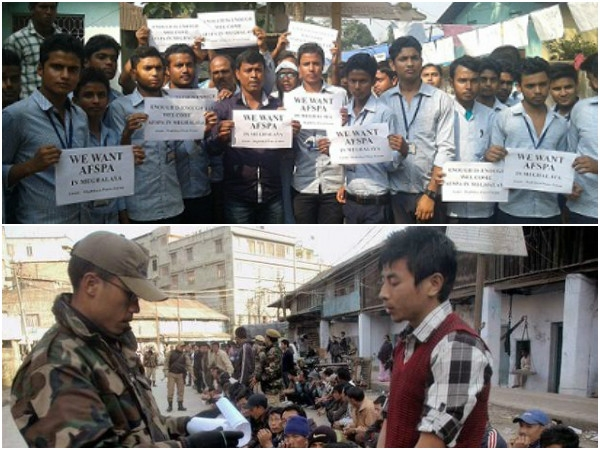 Assam-Meghalaya Peace Forum in Meghalaya expresses support for Armed Forces in Garo Hills