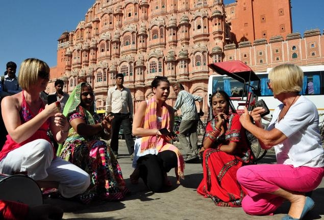 Over four crores of tourists visited Rajasthan in 2016