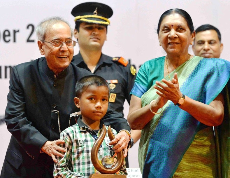 Constructive use of India's 1.2 billion creative minds can free Indian society from many problems says President