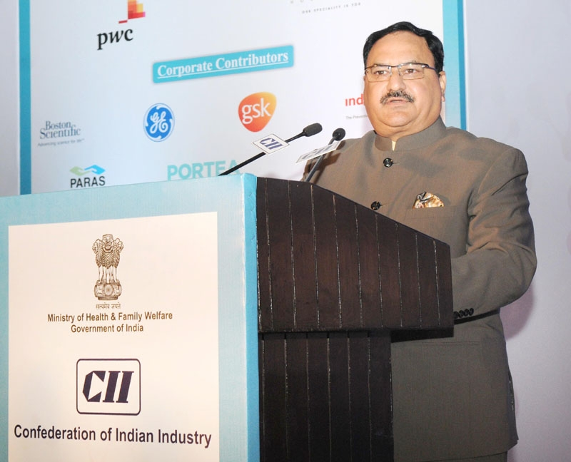Nadda sets Special Task Force with private sector representatives to contribute to health sector