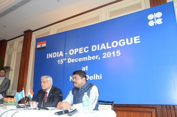 Pradhan meets OPEC delegation; expresses India's concerns over oil purchase from member nations