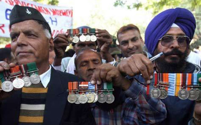 Supreme Court solicits response from Centre on OROP implementation in eight weeks