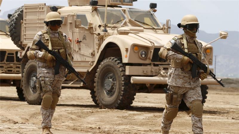 Saudi Arabia forms coalition to fight terrorism