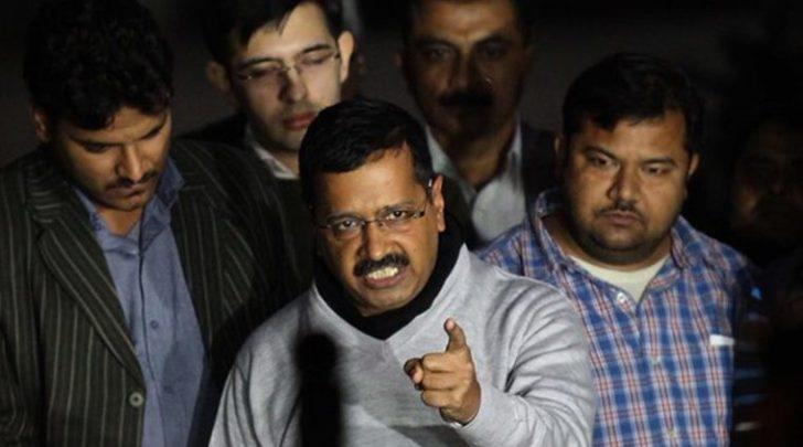 कडे नियमों से नही बल्कि  'गांधीगीरी' से बदलेगी दिल्ली: केजरीवाल