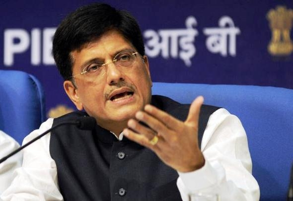 15 States voluntarily join UDAY scheme so far covering 90% of discoms debt says Goyal