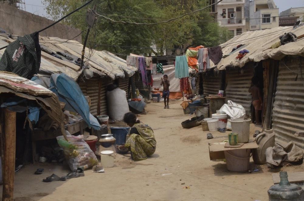 Gujarat markts it's debut in PPP investment modlefor rehabilitation of slum dwellers