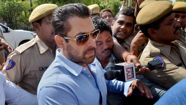Supreme Court to hear appeal against Salman Khan in connection with 2002 hit and run case