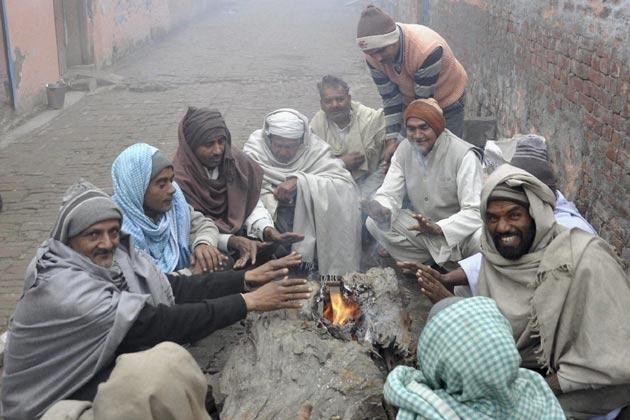 उत्तर भारत में शीत लहर का प्रकोप; जन-जीवन प्रभावित