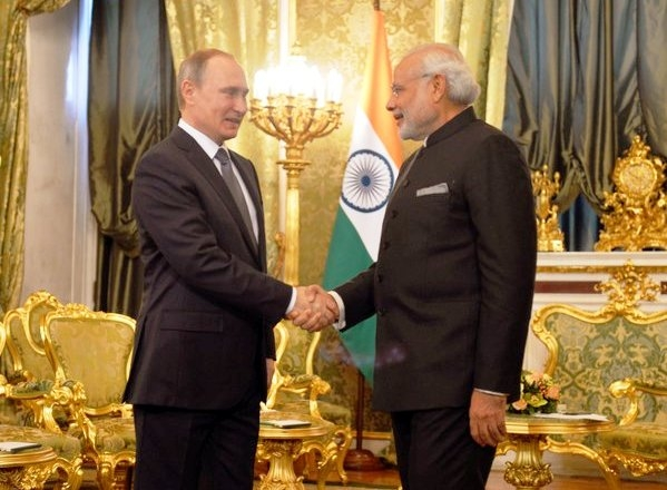 Moscow keen to establish Indian production sites in Russia more actively says Putin
