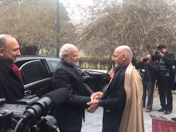 PM Modi concludes his Russia visit, reaches Kabul to discuss security and bilateral ties