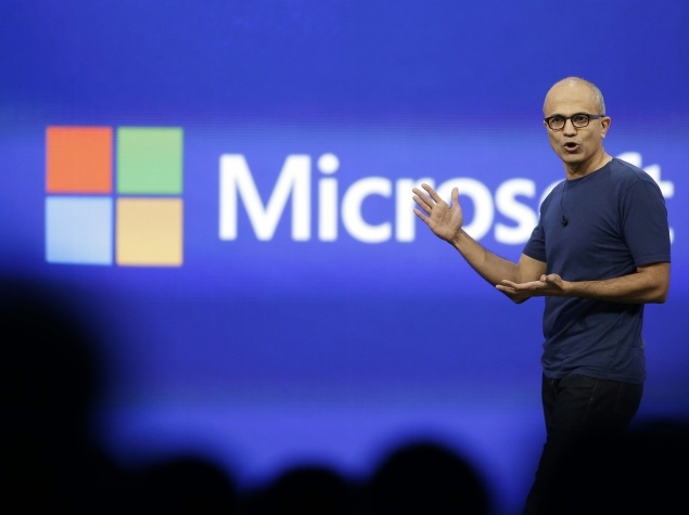 Microsoft India will set up a