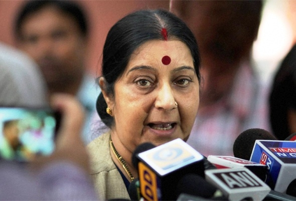 Indian national abducted in Libya released; Swaraj praises India's ambassador to Libya for efforts