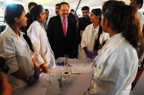 2000 students to set Guinness Book world record by conducting science practical session together