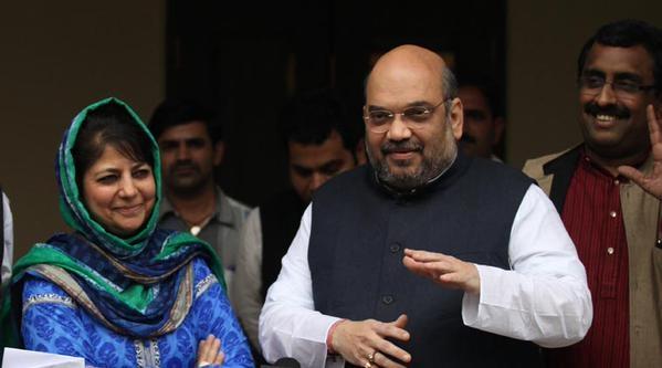 मुख्यमंत्री पद के लिए पीडीपी उम्मीदवार ही हमारी पसंद: भाजपा