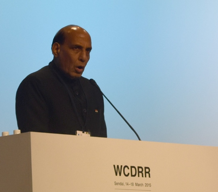 India ready to help nations in disaster response; focus on reducing disaster risk, says Rajnath