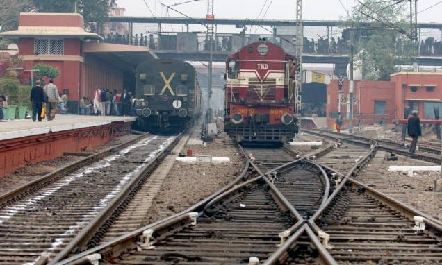 Indian Railways to tie up with ISRO to enhance safety measures through satellites