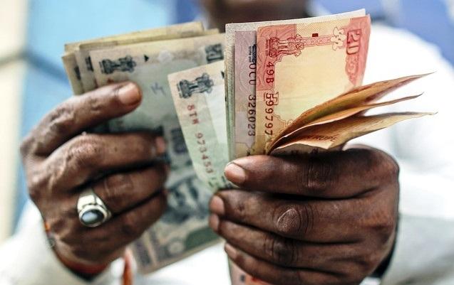 Rupee ends marginally lower at 64.75 vs USD