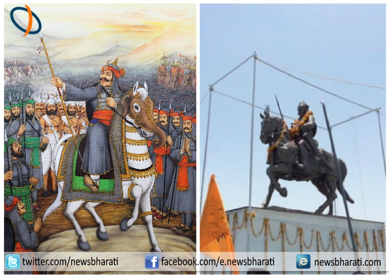 If Akbar is called as great then why can't a legendary patriot like Maharana be referred as 'Pratap, the Great': Rajnath