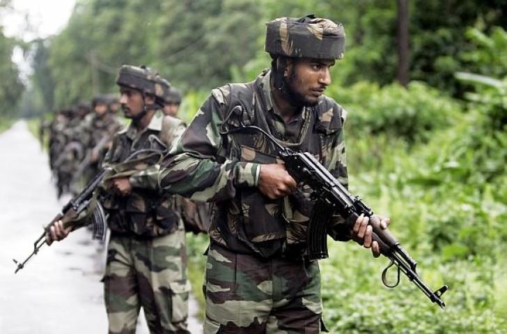 मणिपुर: उग्रवादी हमले में असम राइफल्स के 6 जवान शहीद; घात लगाकर किया हमला