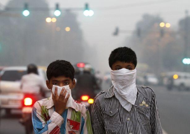 30 crore children across the globe breathe toxic air reveals UNICEF report
