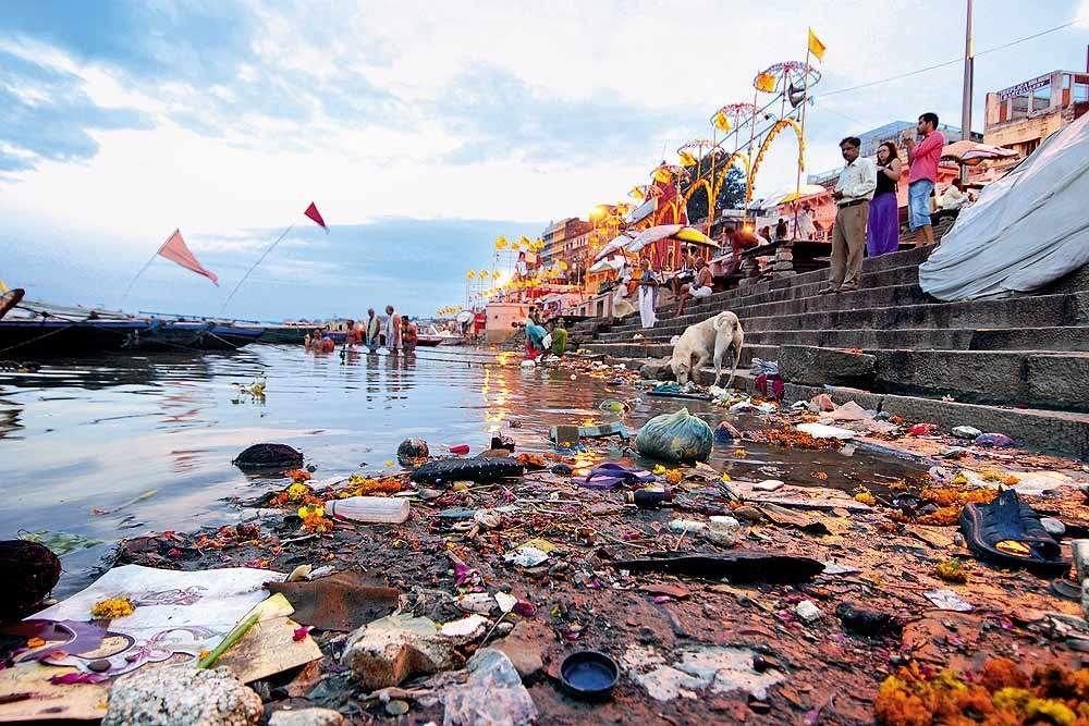Government forms committee to prepare 'Draft Ganga Act' within three months